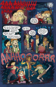 Lumberjanes 001 - Preview PG2