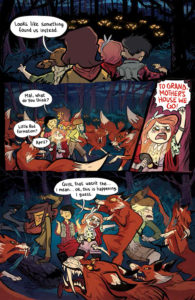Lumberjanes 001 - Preview PG3