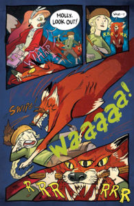 Lumberjanes 001 - Preview PG4