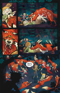 Lumberjanes 001 - Preview PG5