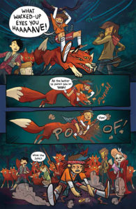 Lumberjanes 001 - Preview PG6
