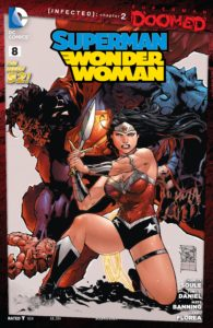 Superman Wonder Woman #8