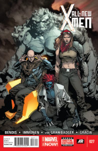 all new xmen 27
