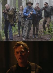 Meet our cast of humans... yay for Gary Oldman!