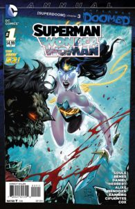 Superman-Wonder Woman Annual #1