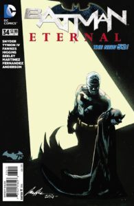 batman eternal 34