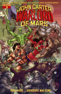 john carter warlord 5