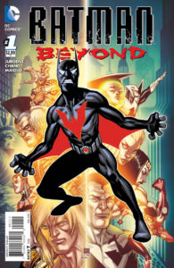 batman beyond 1
