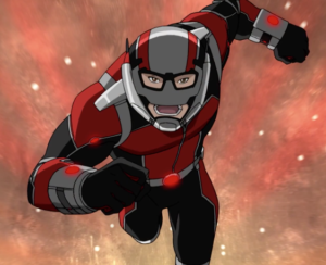 Ant-Man Scott Land Ultimate Animated