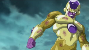 Frieza's shiny new body! ... Cooler did it!