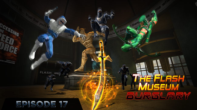 DCUO_ep17_Flash_MuseumBurglary