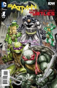 batman and tmnt 1