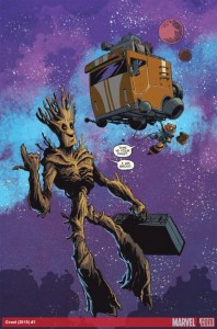 Groot cover #1