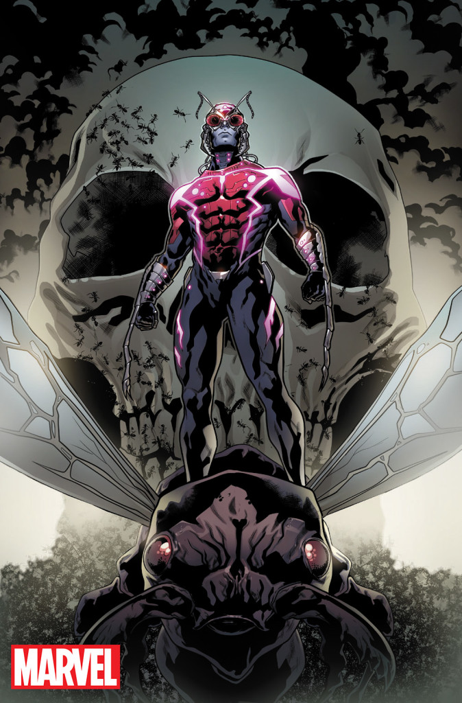 The Astonishing Ant-Man #8 by Will Sliney