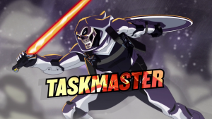 Taskmast Ultimate Spider-Man Cartoon