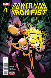 powerman and ironfist 1