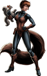 Squirrel Girl Doreen_Green_(Earth-12131)