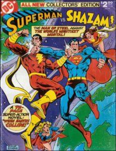 Superman vs. Shazam