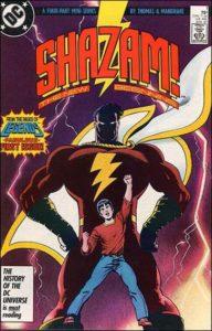 Shazam: The New Beginning