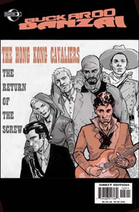 Return of the Screw #2, Cover B
