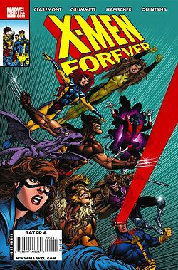 250px-X-Men_Forever_1_cover