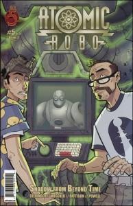 Red 5 Comics Atomic Robo Vol. 3 #5