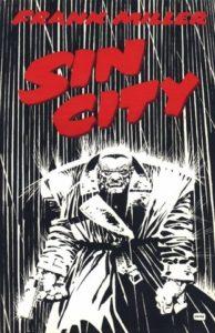 SinCity 001 Frank Miller Writer Artist