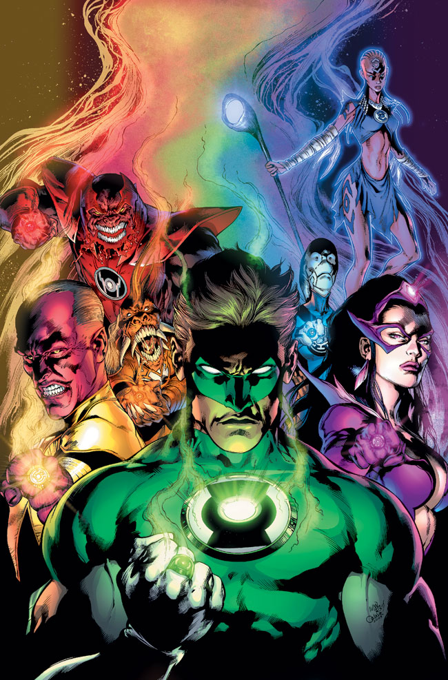 blackest night 6
