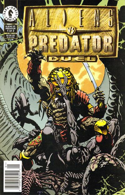 the comics console aliens vs predator comicattack