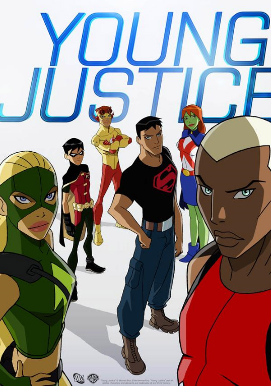Cartoon Network Announces Young Justice Animated Series Comicattack Net