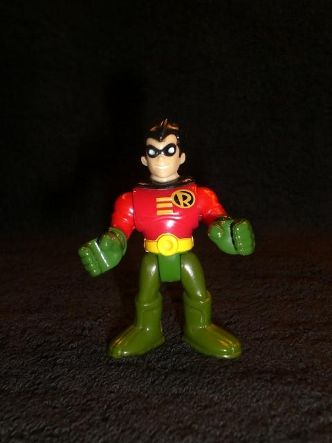 Gotta Have It! Figure Edition: Imaginext: DC Super Friends: Robin & Cycle   ComicAttack