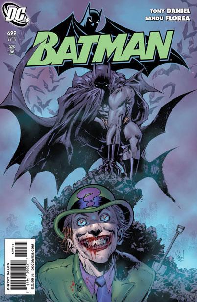 Batman # 699