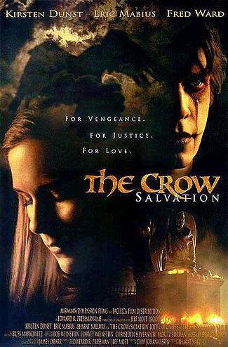 Movie Mondays The Crow Salvation ComicAttack