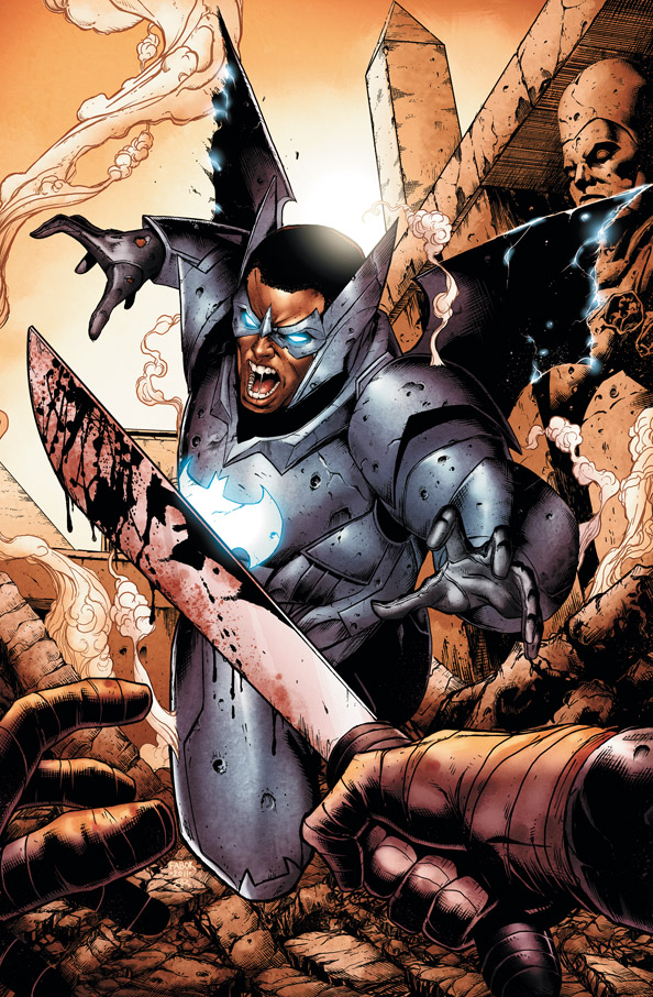 dc comics reviews  batwing  6