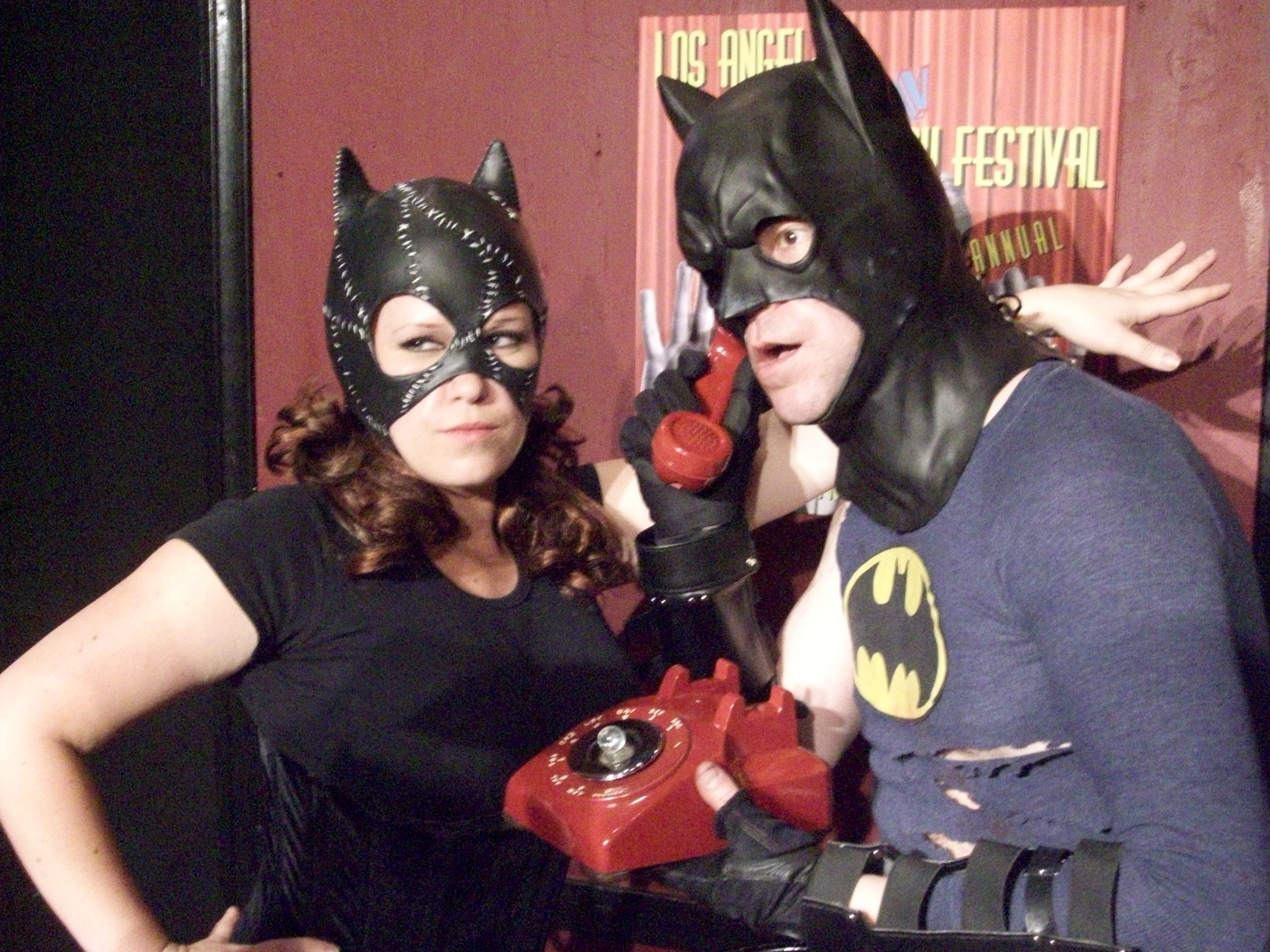 Sasha Knox Comicattack Kaoos Spaandex Batman
