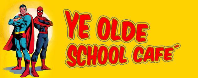 Ye Olde School Café: All Star Batman & Robin The Boy Wonder