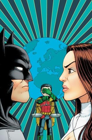 Talia al Ghul V. Batman