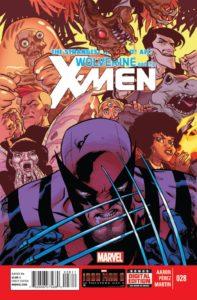 wolverine & x-men