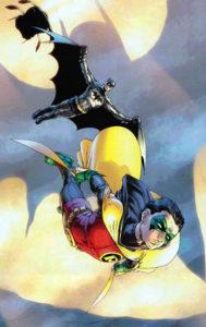DamianWayne and Batman