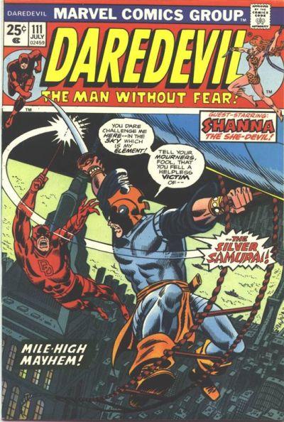 Daredevil#111