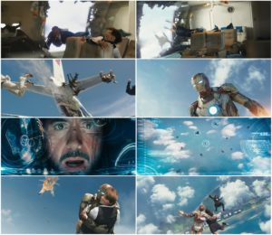 The BEST action sequence in the entire film!!!