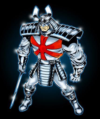 Marvel Snapshot: Character Spotlight: Silver Samurai ...  Marvel Snapshot...