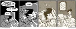 Starslip Crisis Dream Awake