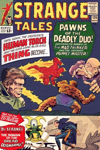 Strangetales#126