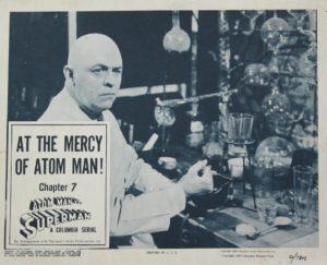 Lex Luthor: Mad Scientist Extraordinaire!