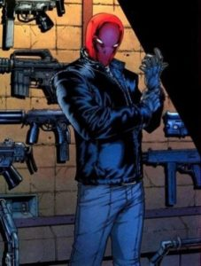 Jason Todd Red Hood