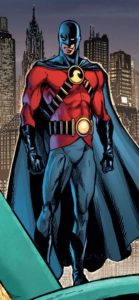 Jason Todd Red Robin