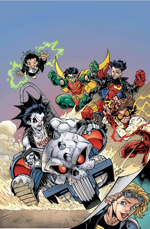 Character Spotlight Lobo Comicattack
