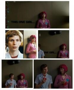 Boy meets girl... insanity ensues