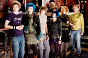 A crazy, kooky, cast of quirky characters